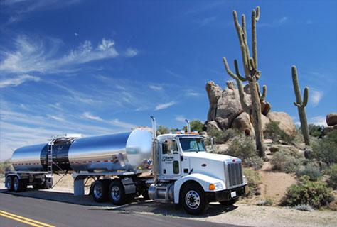 cactus asphalt trucking transportation in phoenix