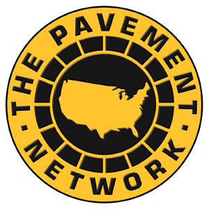 The Pavement Network Logo