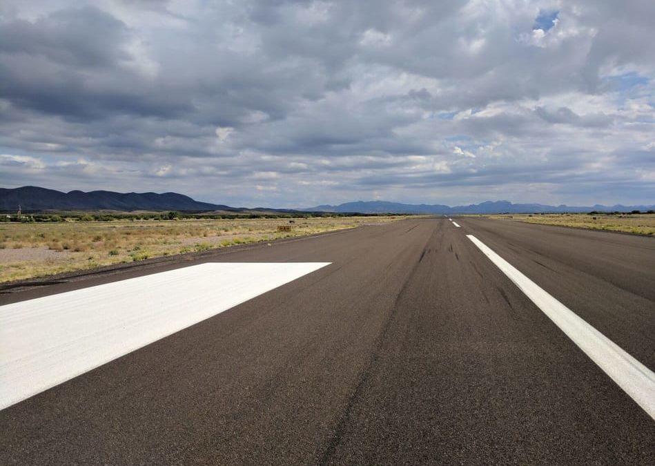 Paved Runway Phoenix, AZ