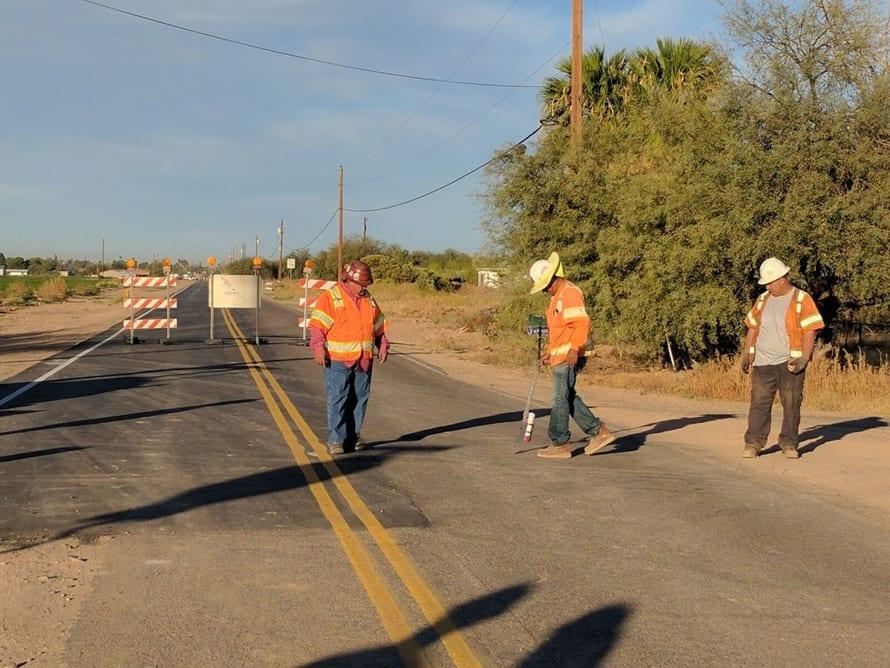 Commercial Paving Employees in Phoenix, AZ